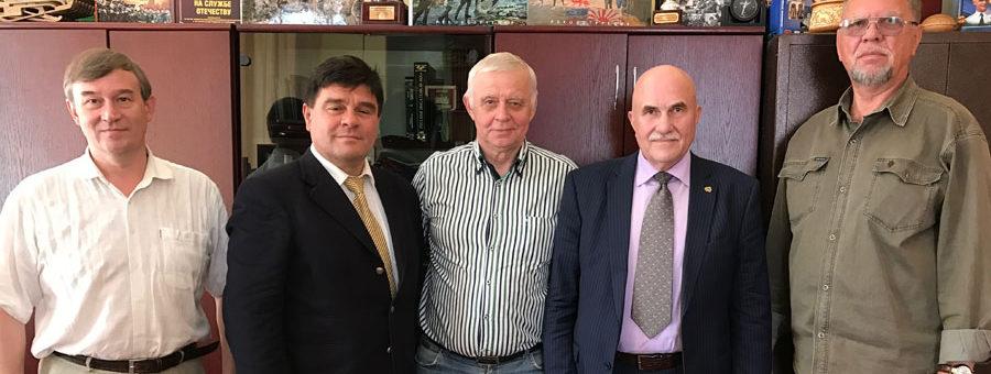 Московская организация «Союза писателей России» и Оргкомитет Российской партии «Народный Центр» договорились о сотрудничестве и взаимодействии