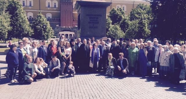 Патриотическая общественность почтила память Патриарха Гермогена