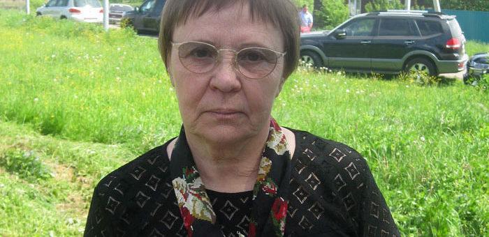Мать воина-мученика Любовь  Родионова награждена медалью «Народного Собора»