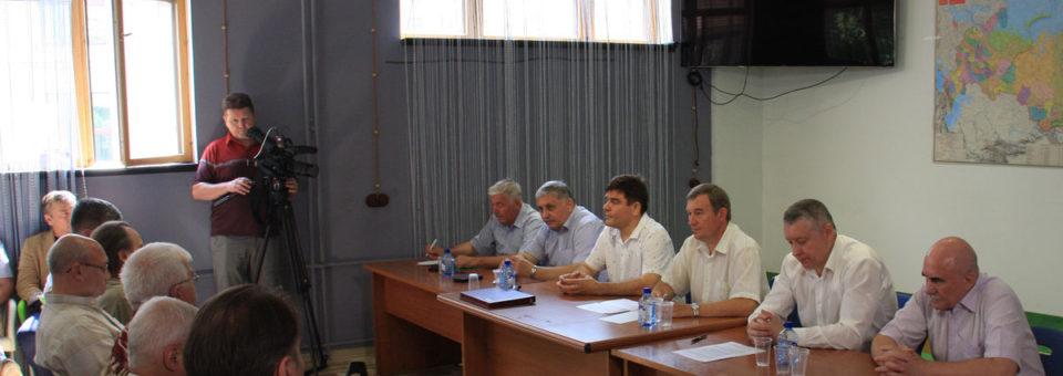«Народный штаб» – за поправки в Конституцию РФ!